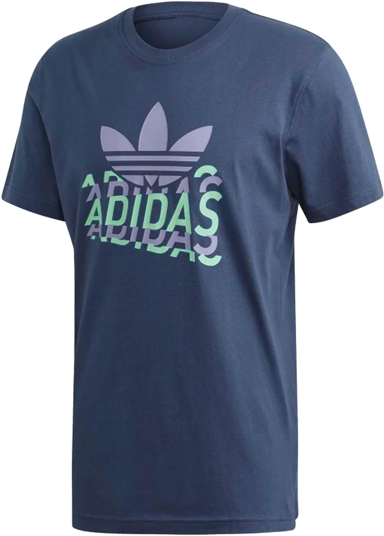 adidas Multi Fade Tee FM3339* Albastru