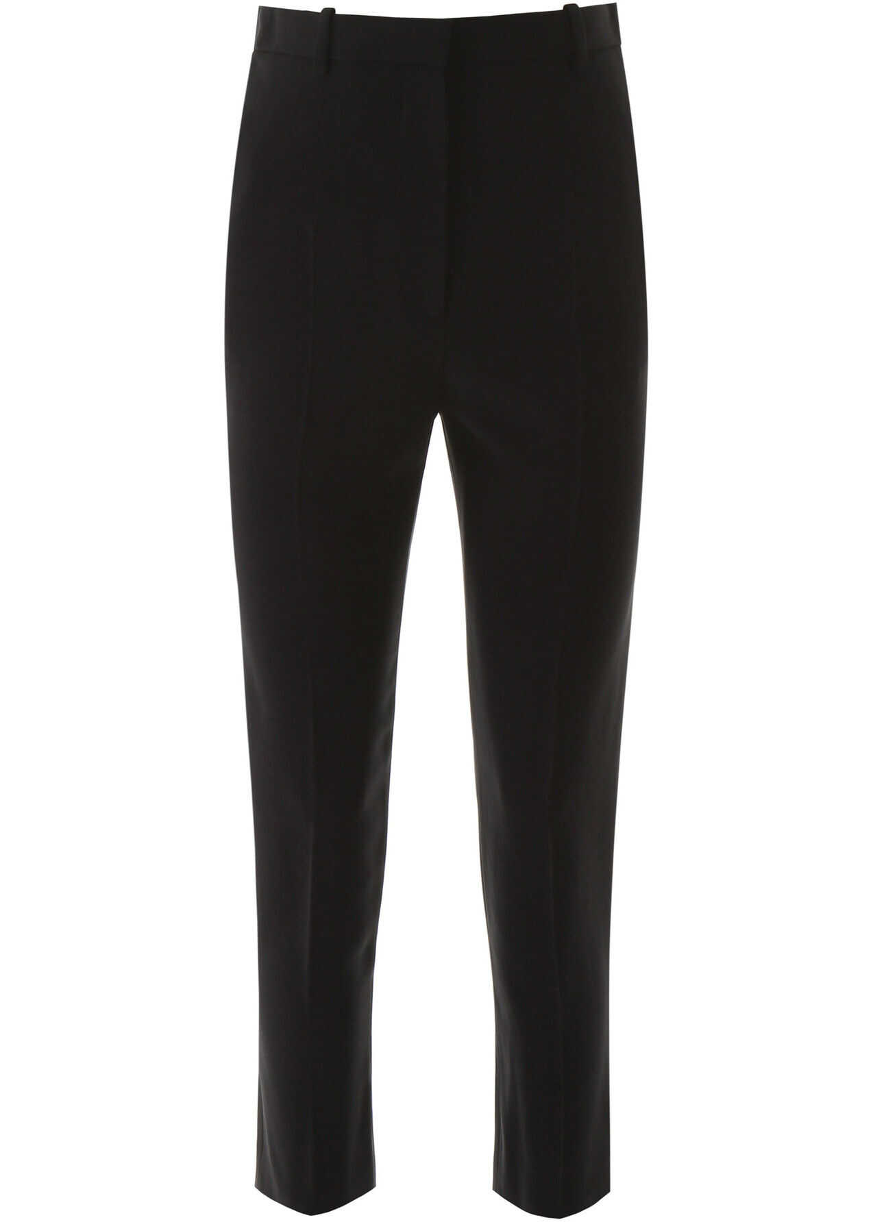 Alexander McQueen Cady Trousers BLACK