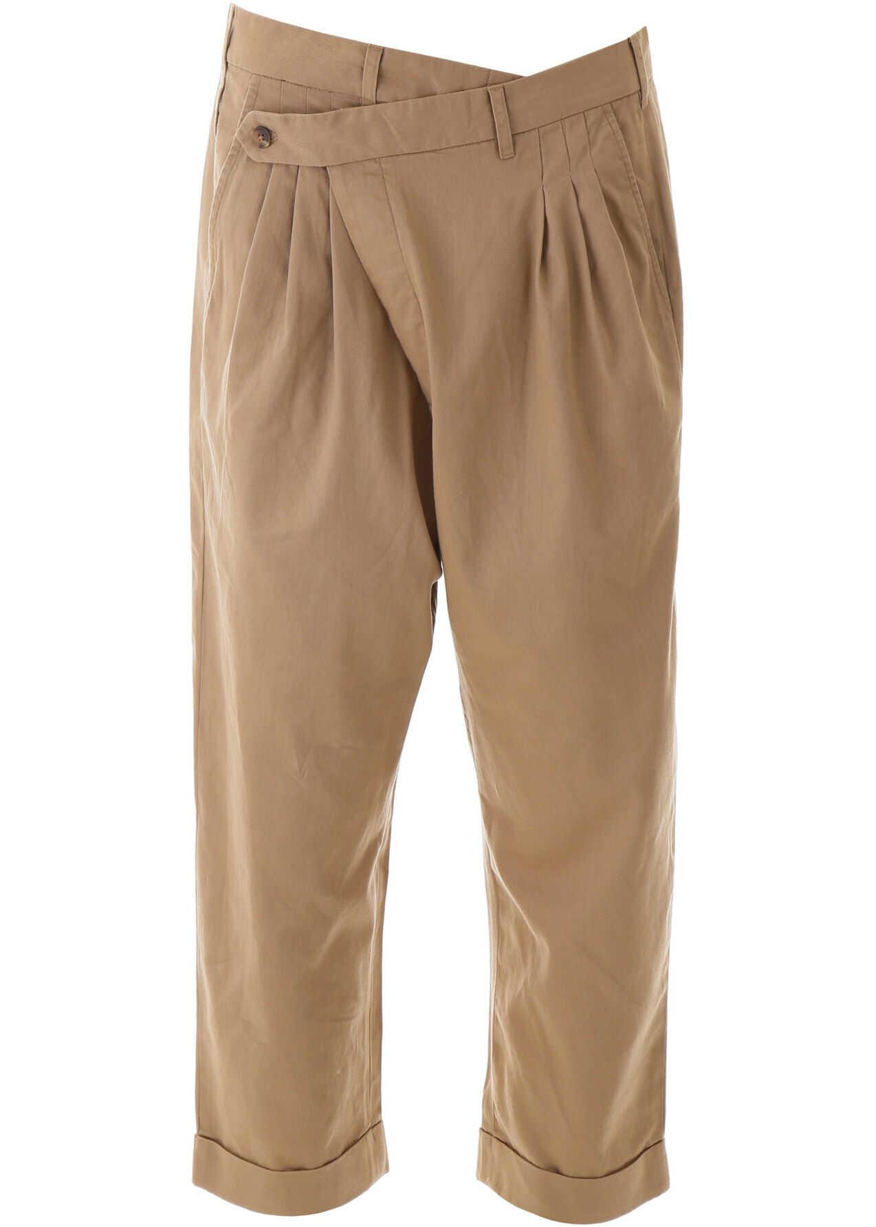 R13 Chino Trousers KHAKI