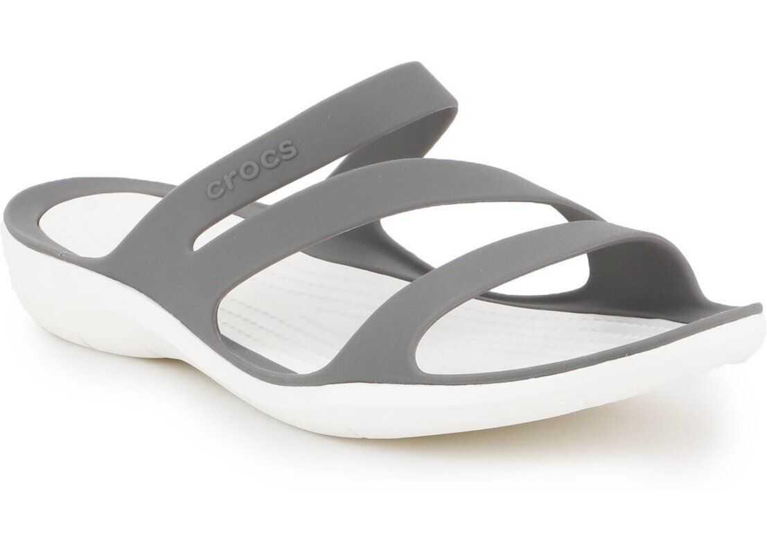 Crocs Swiftwater Sandal W GREY