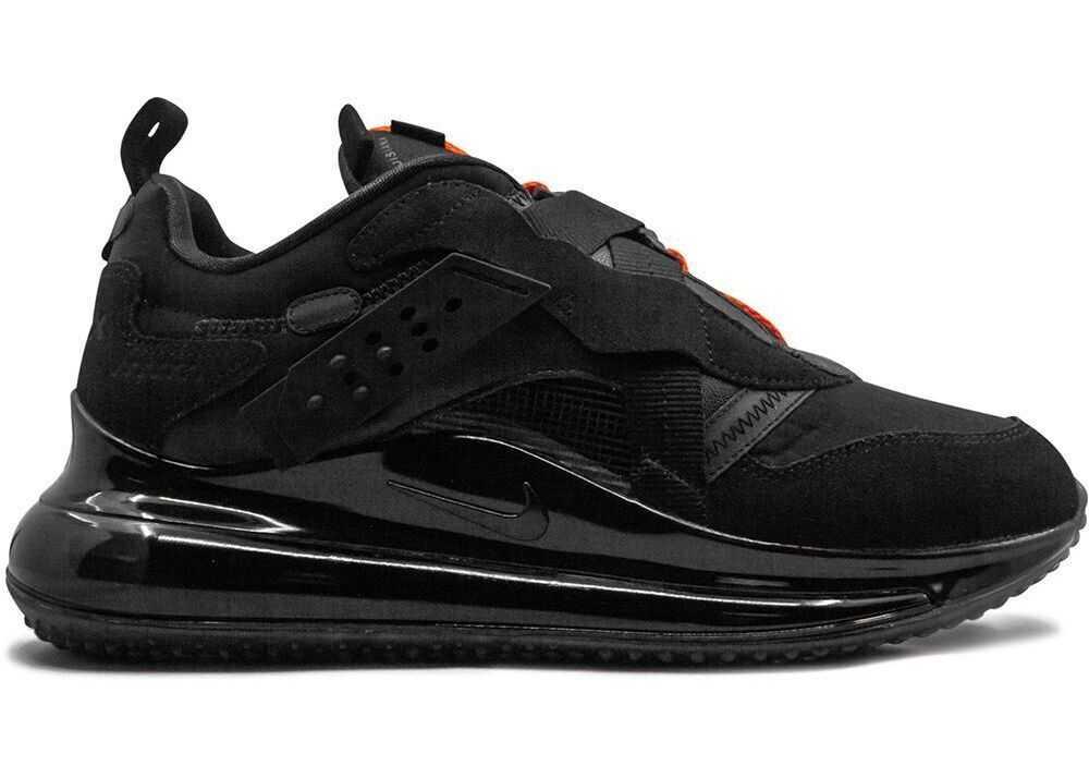 Nike Synthetic Fibers Sneakers BLACK