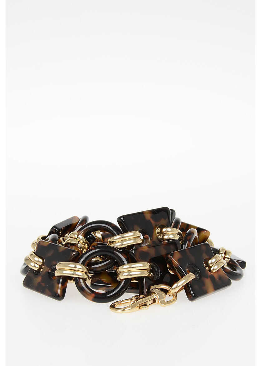 Tory Burch Chain Belt BROWN