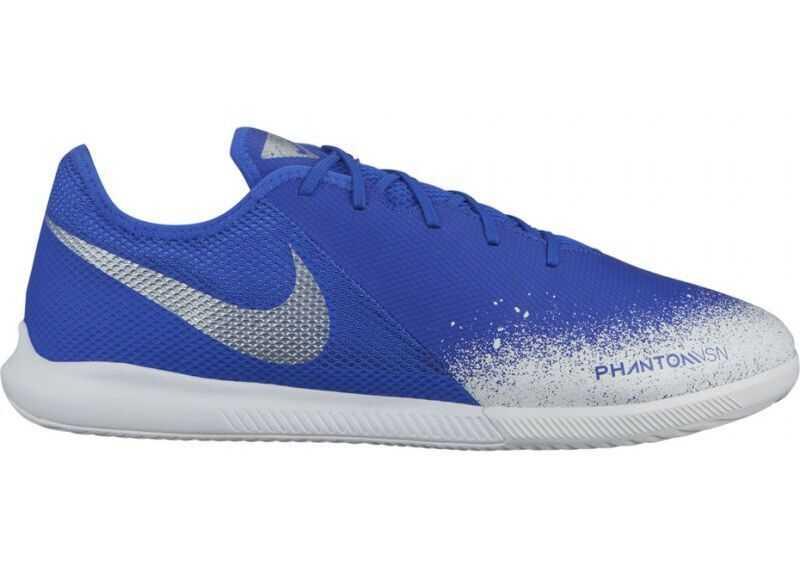 Nike AO3225410 White/Blue imagine b-mall.ro