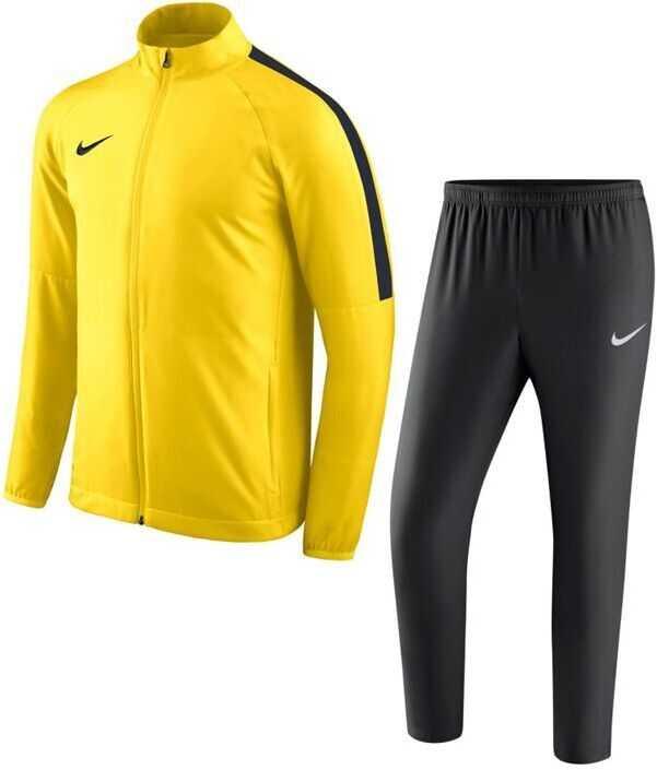Nike 893709-719 Black/Yellow imagine