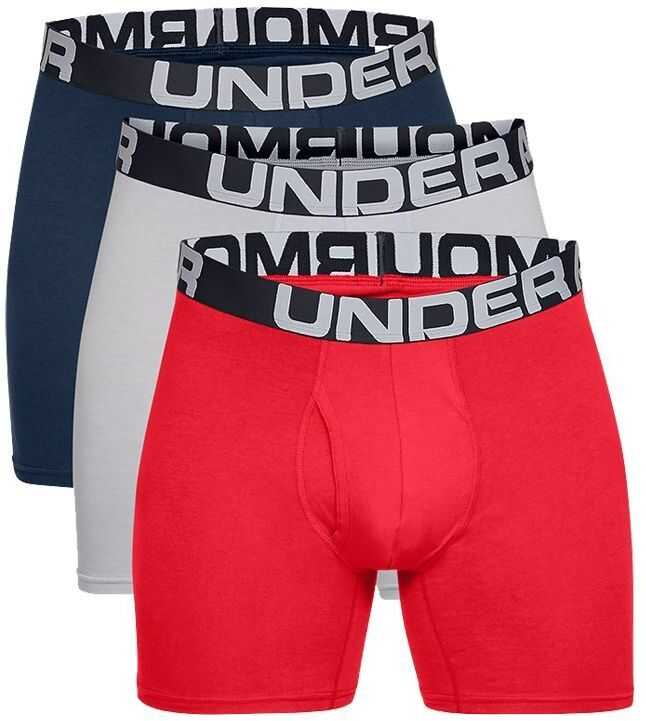 Under Armour 1327426-600 White/Red/Navy Blue imagine