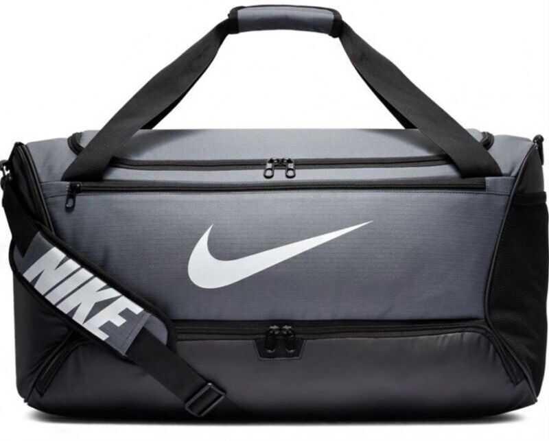 Nike BA5955026 Gray/Silver imagine b-mall.ro