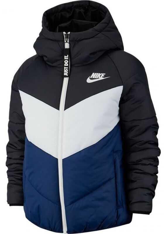 Nike BV2906011 White/Black/Navy Blue