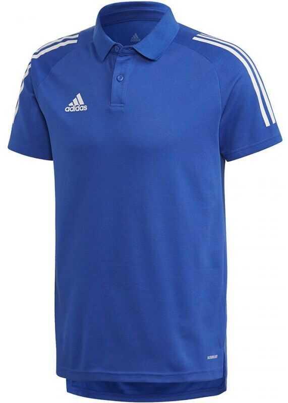 adidas ED9237 White/Blue imagine