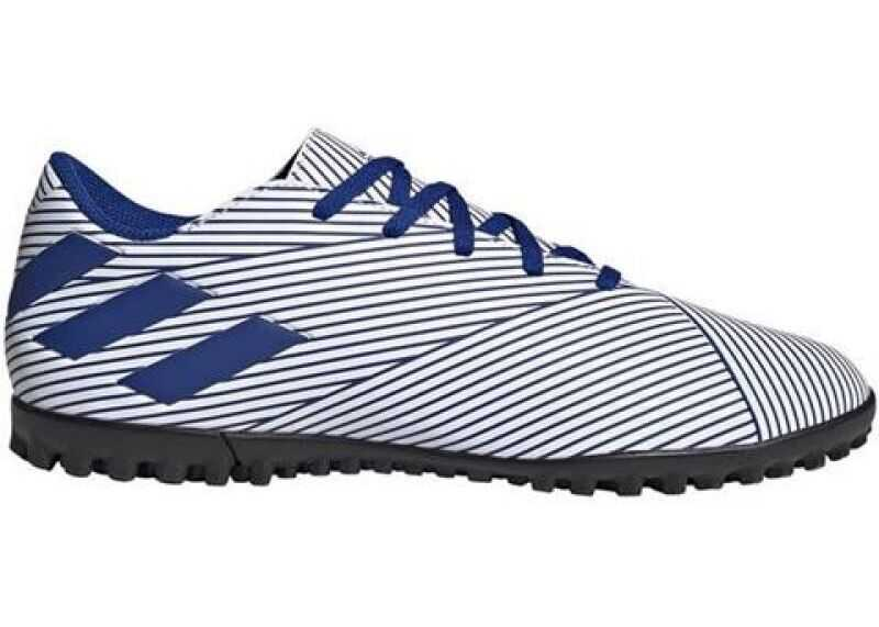 adidas FV3315 White/Blue imagine b-mall.ro