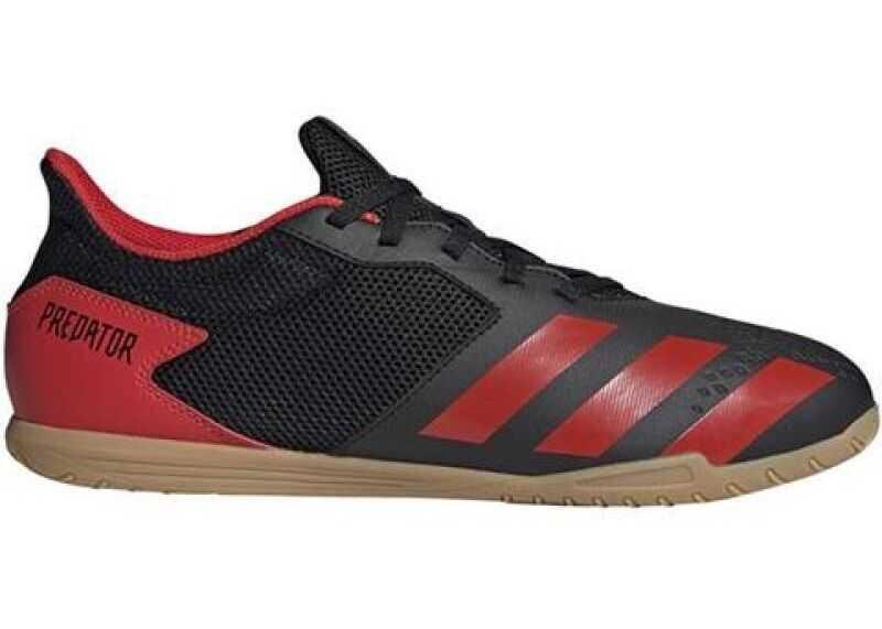 adidas EE9580 Black/Red imagine b-mall.ro