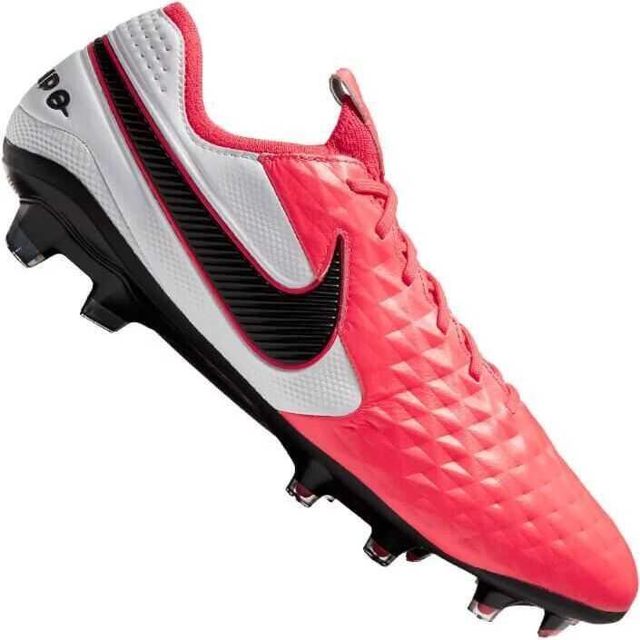 Nike AT5293-606 White/Black/Red imagine b-mall.ro