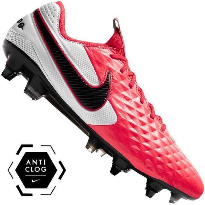 Nike AT5900-606 White/Red imagine b-mall.ro