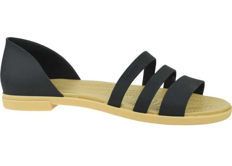 Crocs 206109-00W Black imagine b-mall.ro