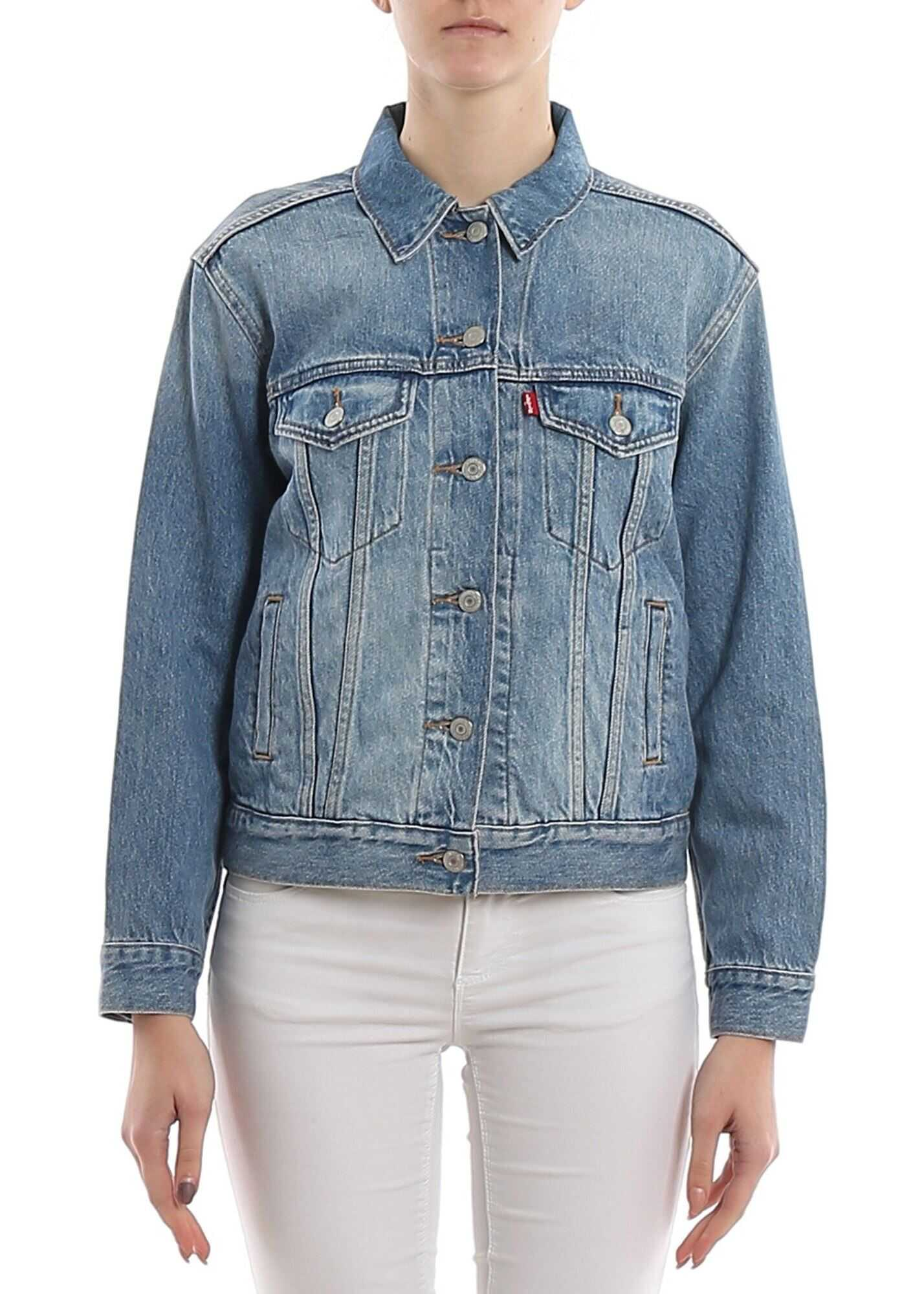 Levi`s® Faded Tencel™ Jacket Blue