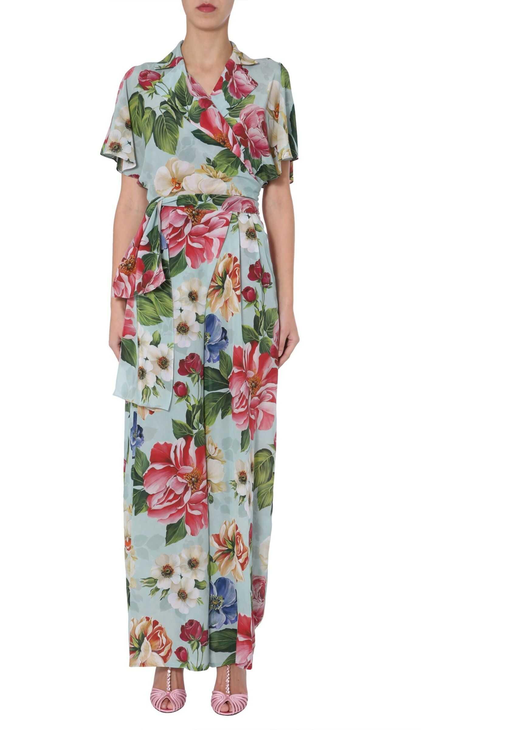 Dolce & Gabbana Jumpsuit AZURE