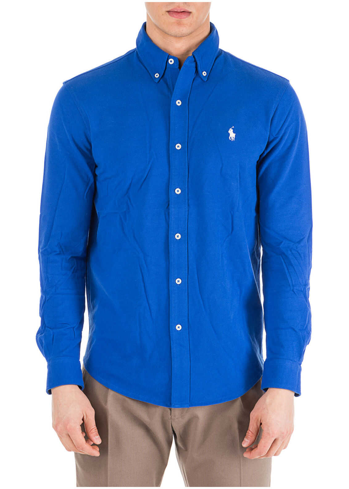 Ralph Lauren Dress Shirt* Blue