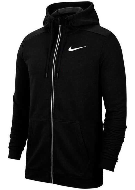 Nike Dry Fleece Hoodie CJ4317 NEGRE