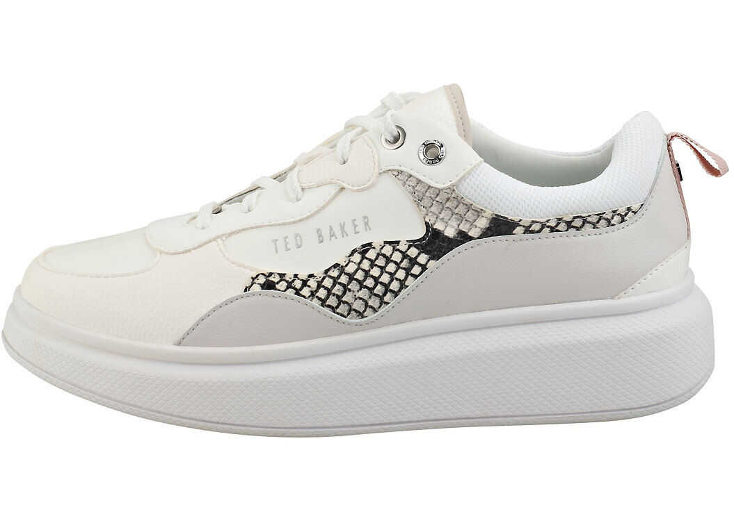 Ted Baker Arellis Fashion Trainers In White* White