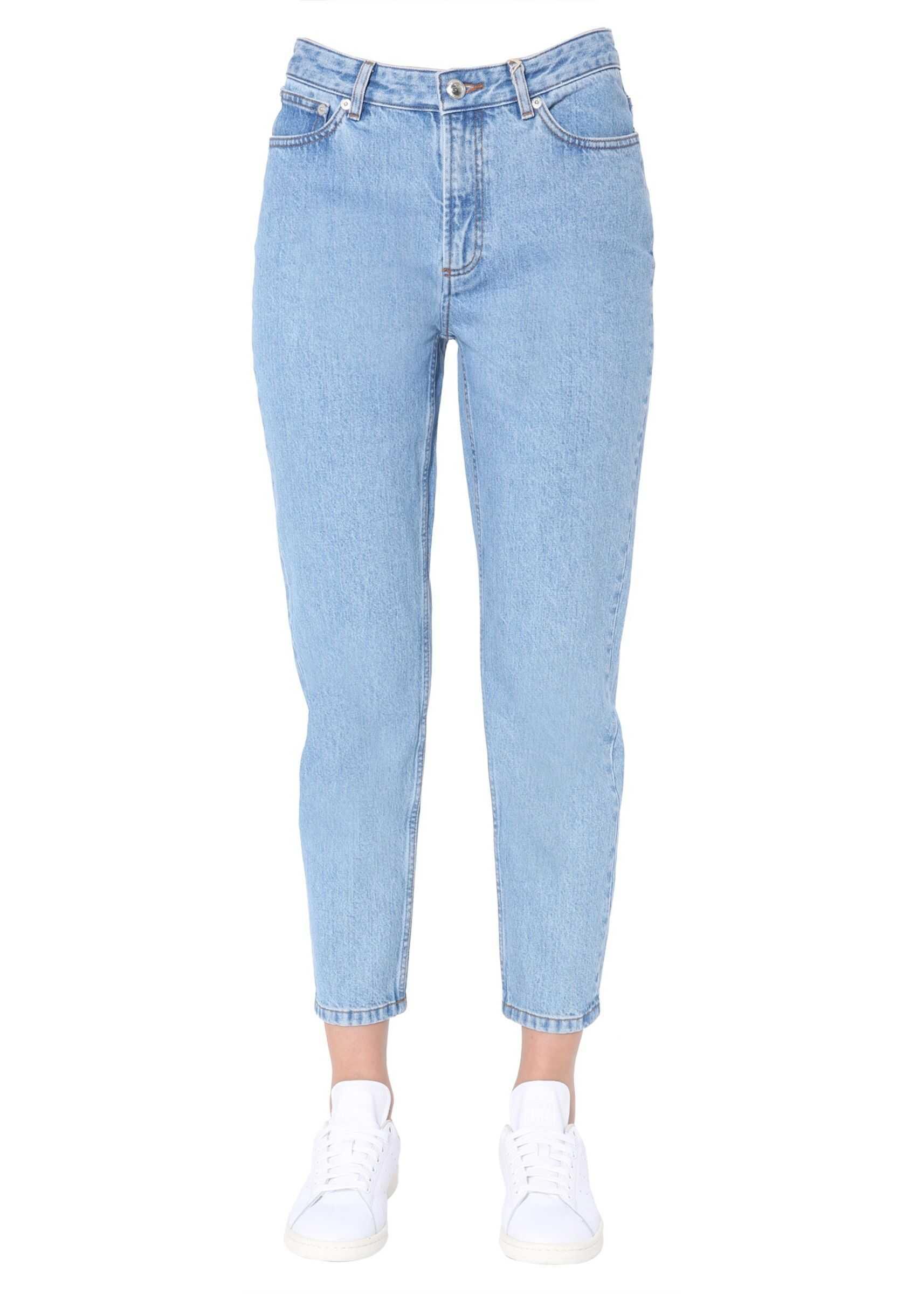 A.P.C. Denim Jeans BLUE
