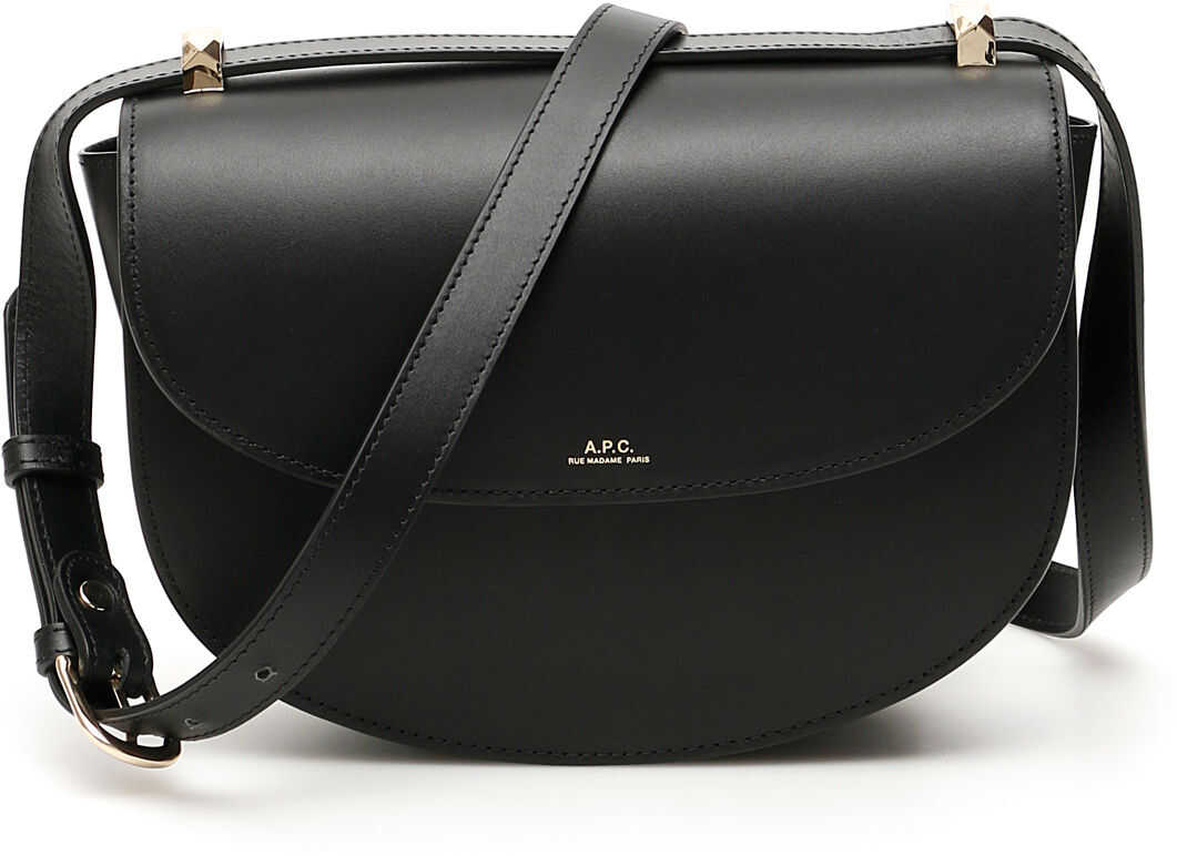 A.P.C. A.p.c. Geneve Crossbody Bag NOIR