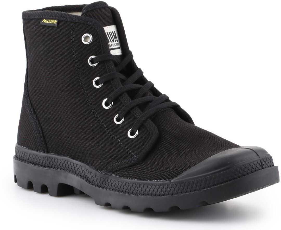 Palladium Lifestyle shoes Pampa Hi Oryginale* BLACK