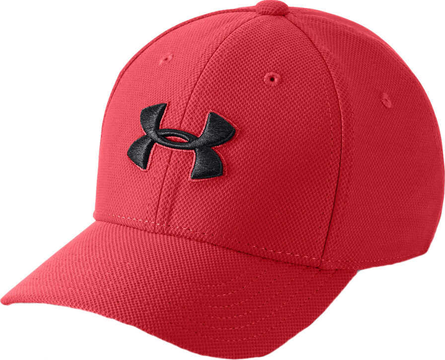 Under Armour Boys Blitzing 3.0 Cap* Red