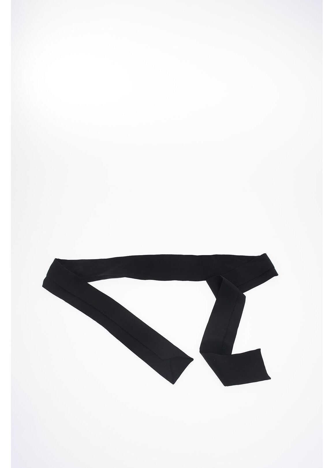 Prada Silk Neckerchief BLACK