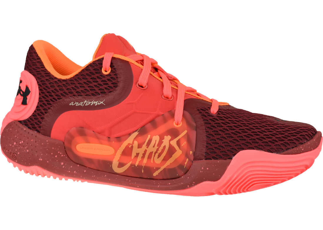 Under Armour Spawn 2 Red imagine b-mall.ro