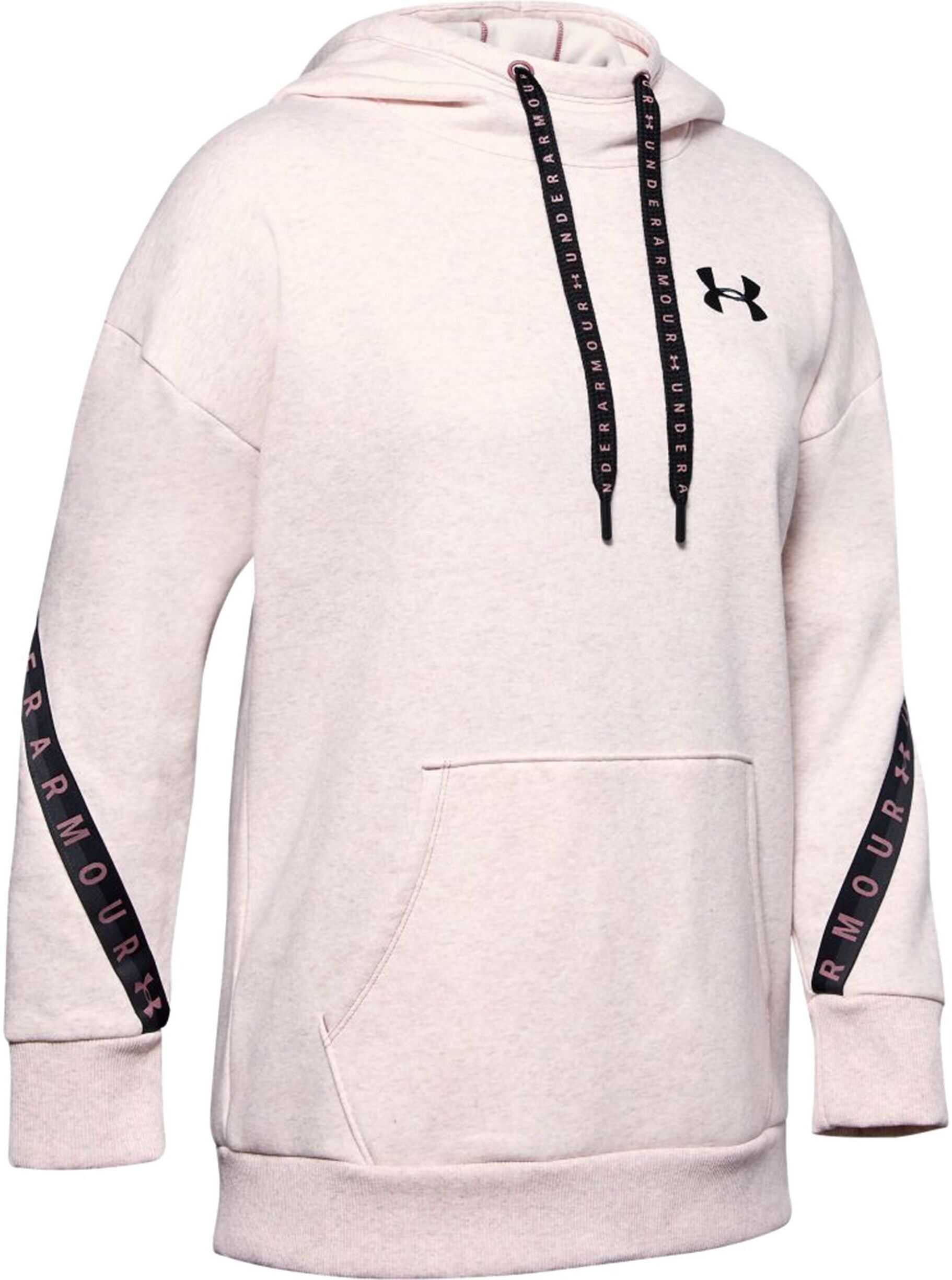 Under Armour Fleece Hoodie Taped Wm N/A