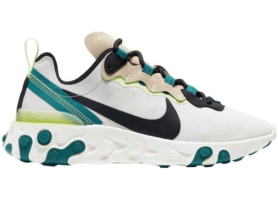 Nike W React Element 55* ALB/GRI/VERDE