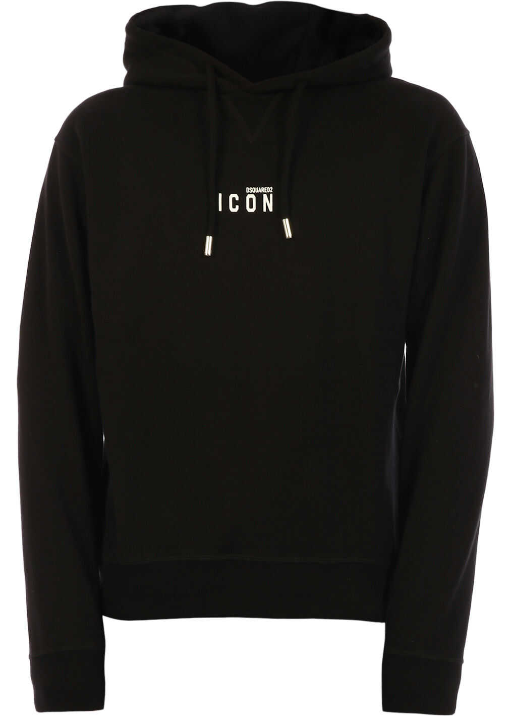 DSQUARED2 Icon Hoodie Black