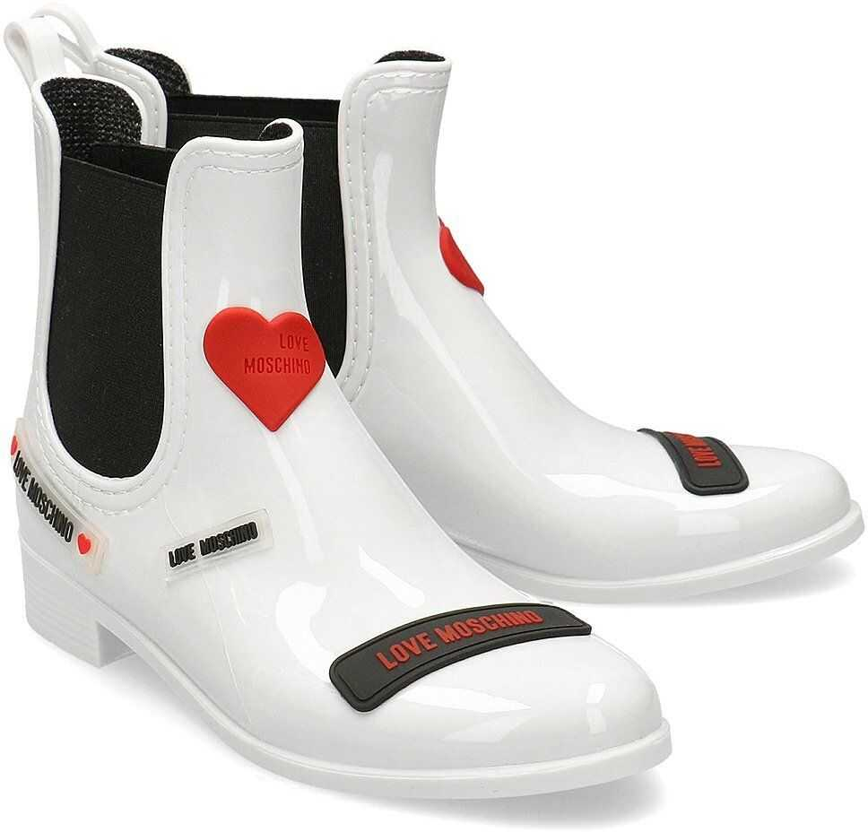 LOVE Moschino JA21043G1BIR1100 Bia?y