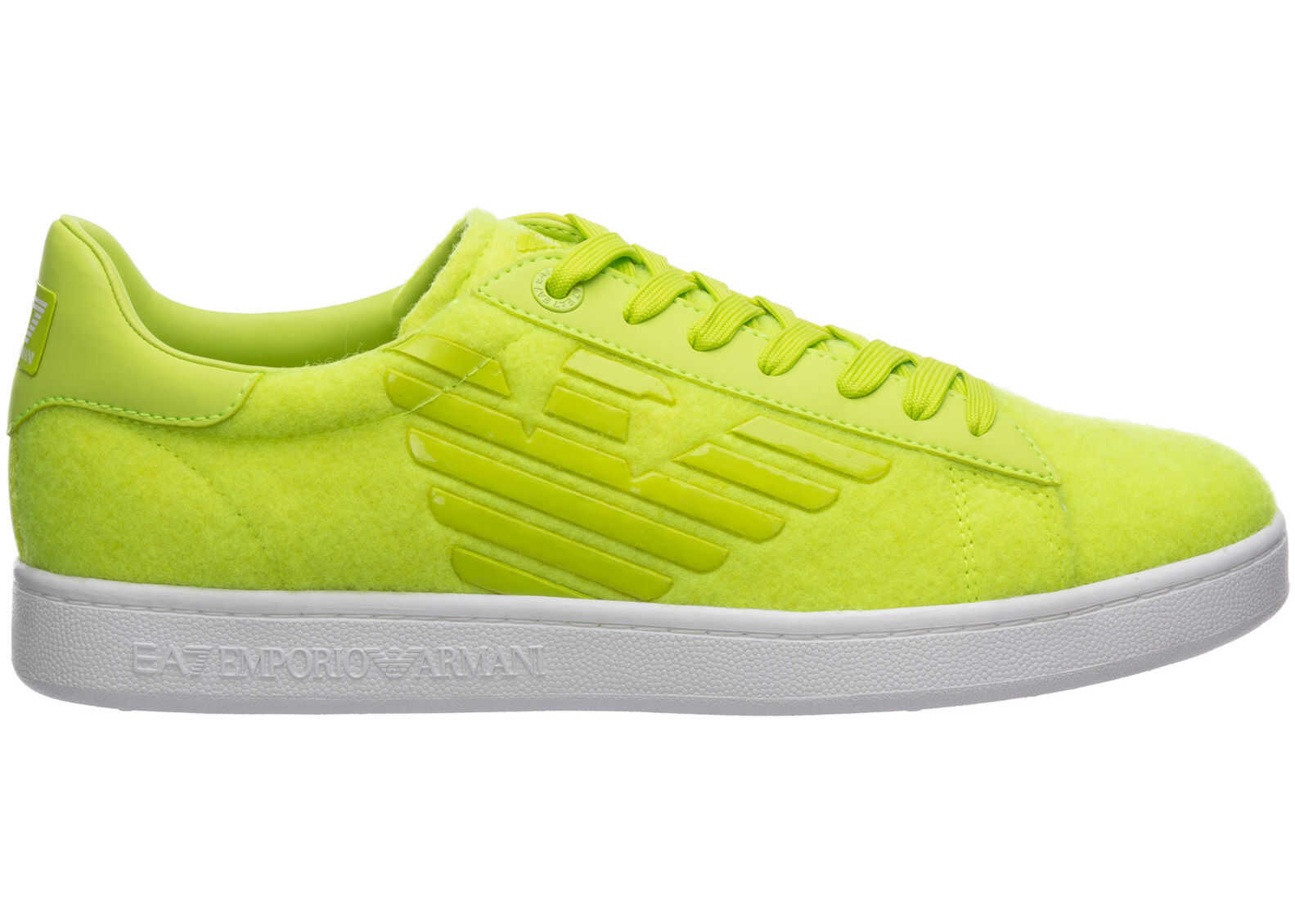 EA7 Trainers Sneakers Yellow