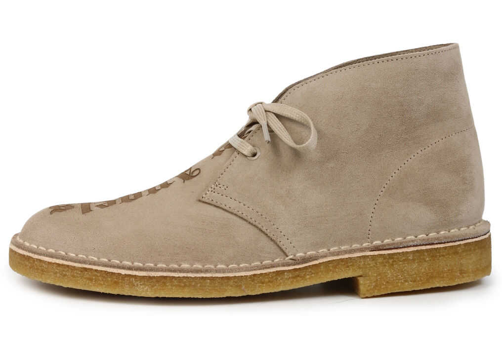 Palm Angels Desert Boot Beige