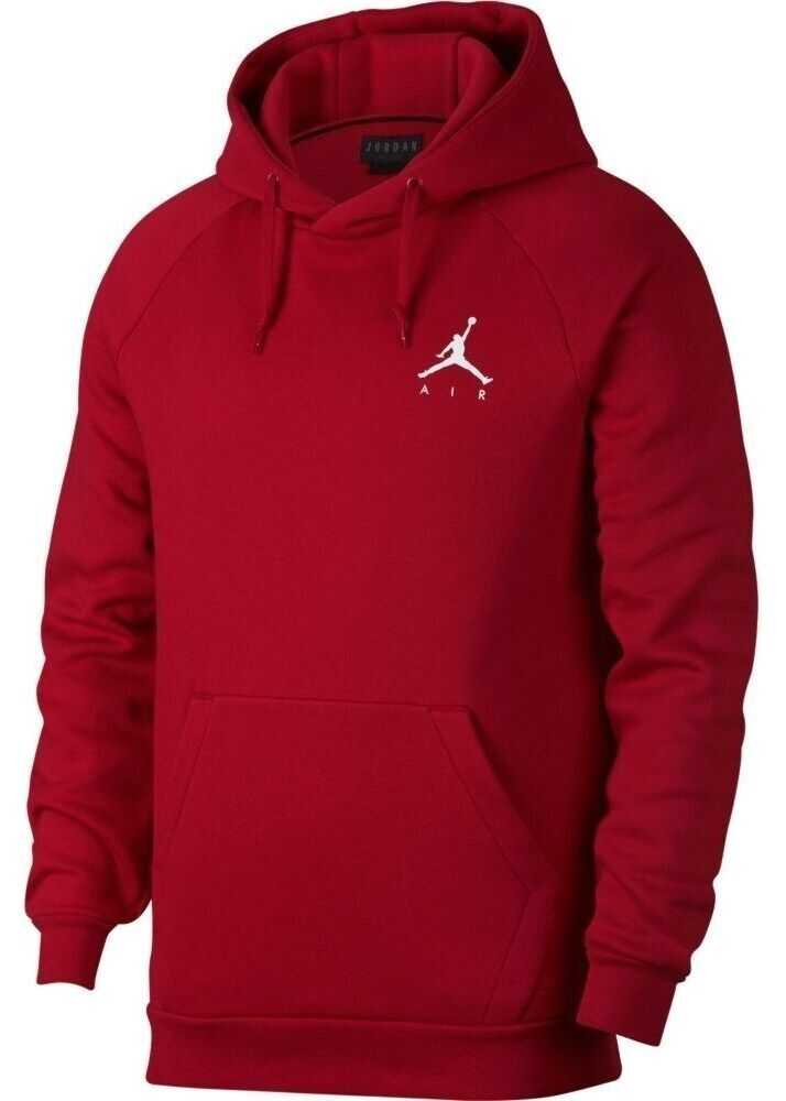 Nike Jordan Jumpman Fleece PO* ROȘII