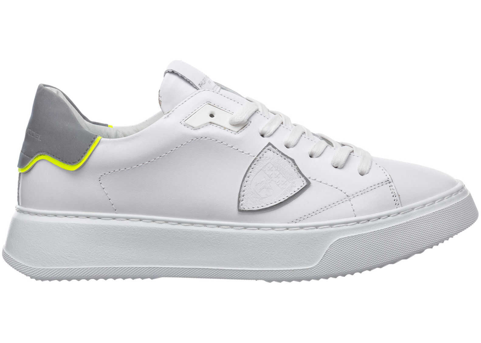 Philippe Model Sneakers Temple White