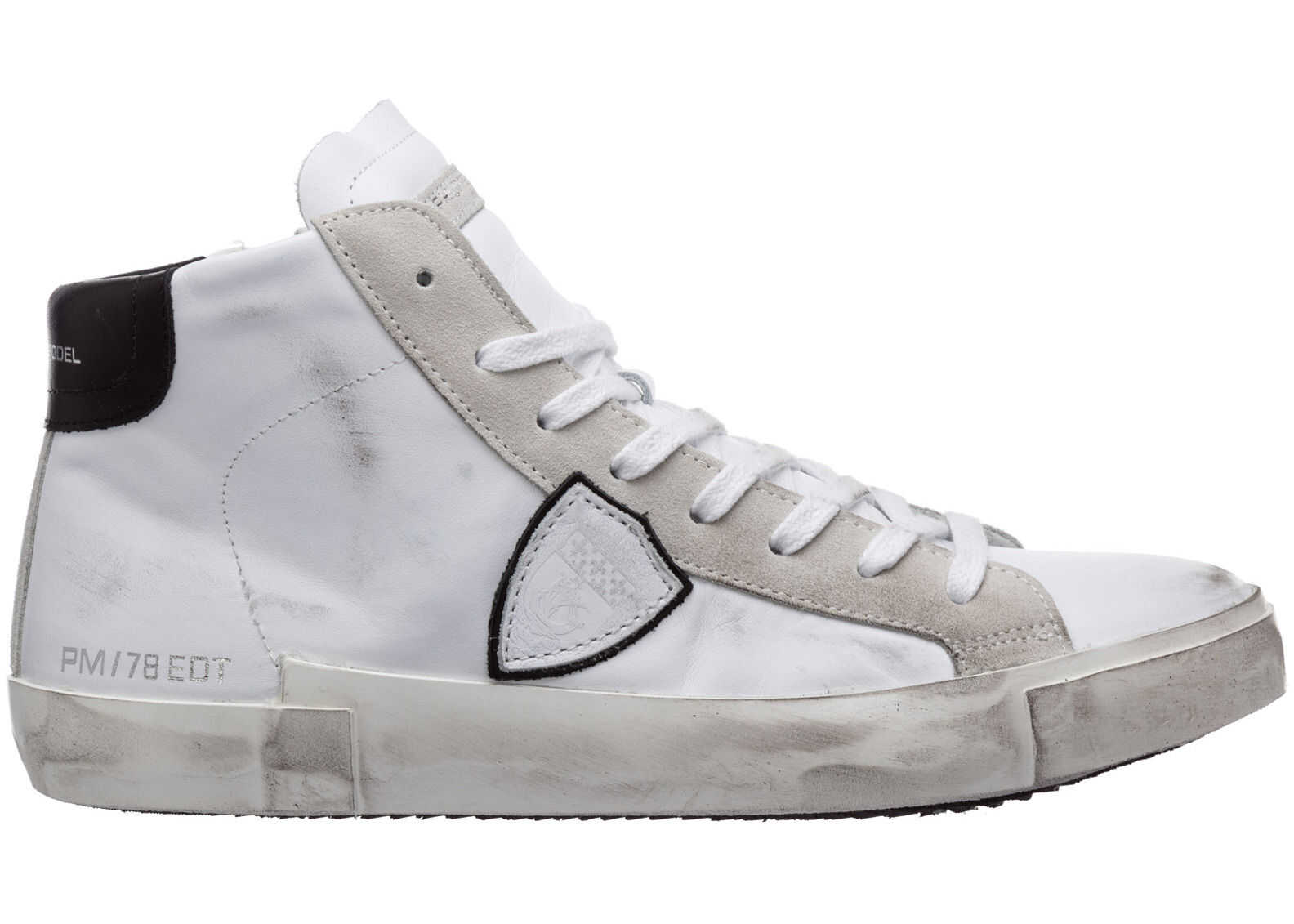 Philippe Model Sneakers Prsx White