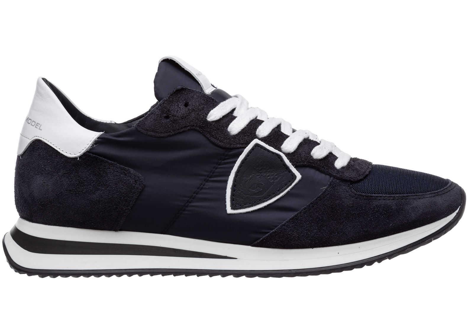 Philippe Model Sneakers Trpx Blue