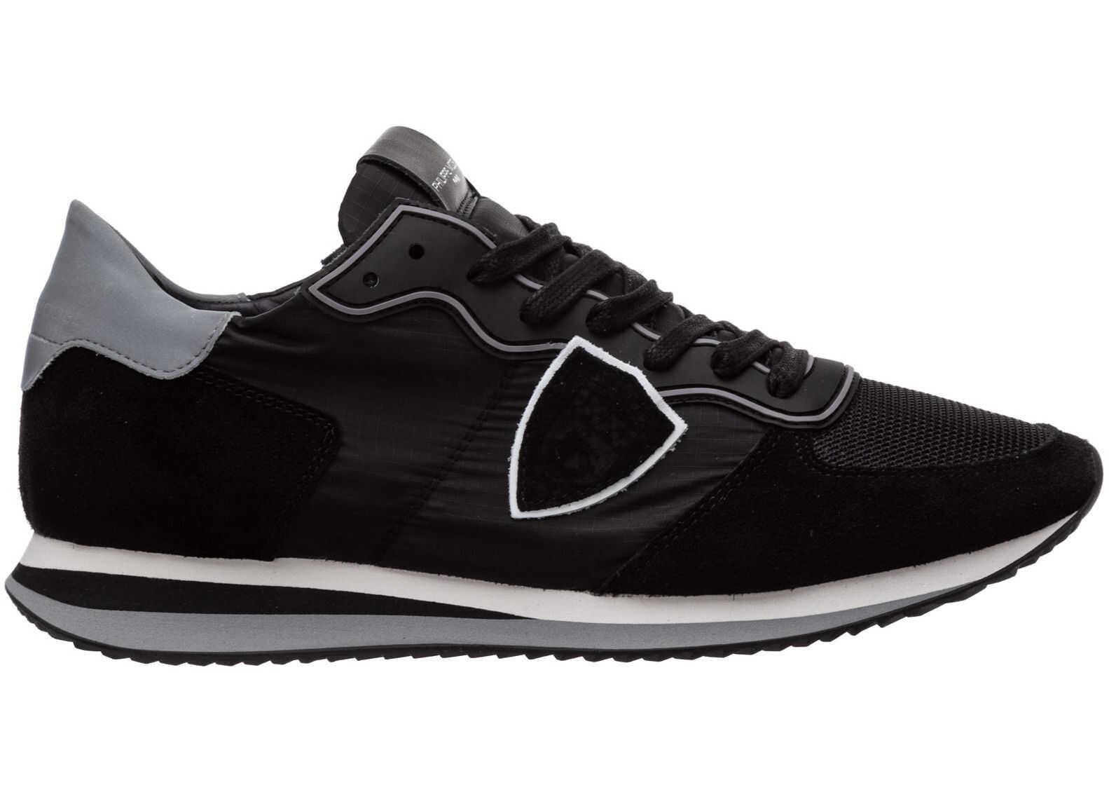 Philippe Model Sneakers Trpx Black