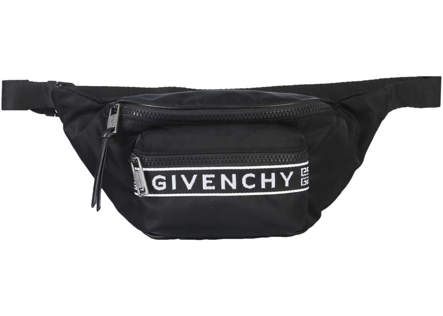 Givenchy Pouch With Logo BLACK