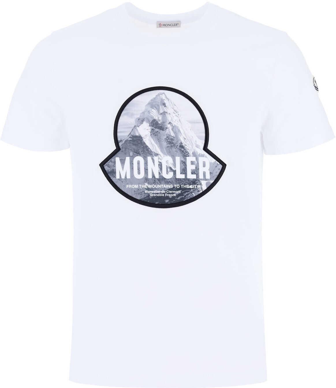 Moncler Basic BIANCO