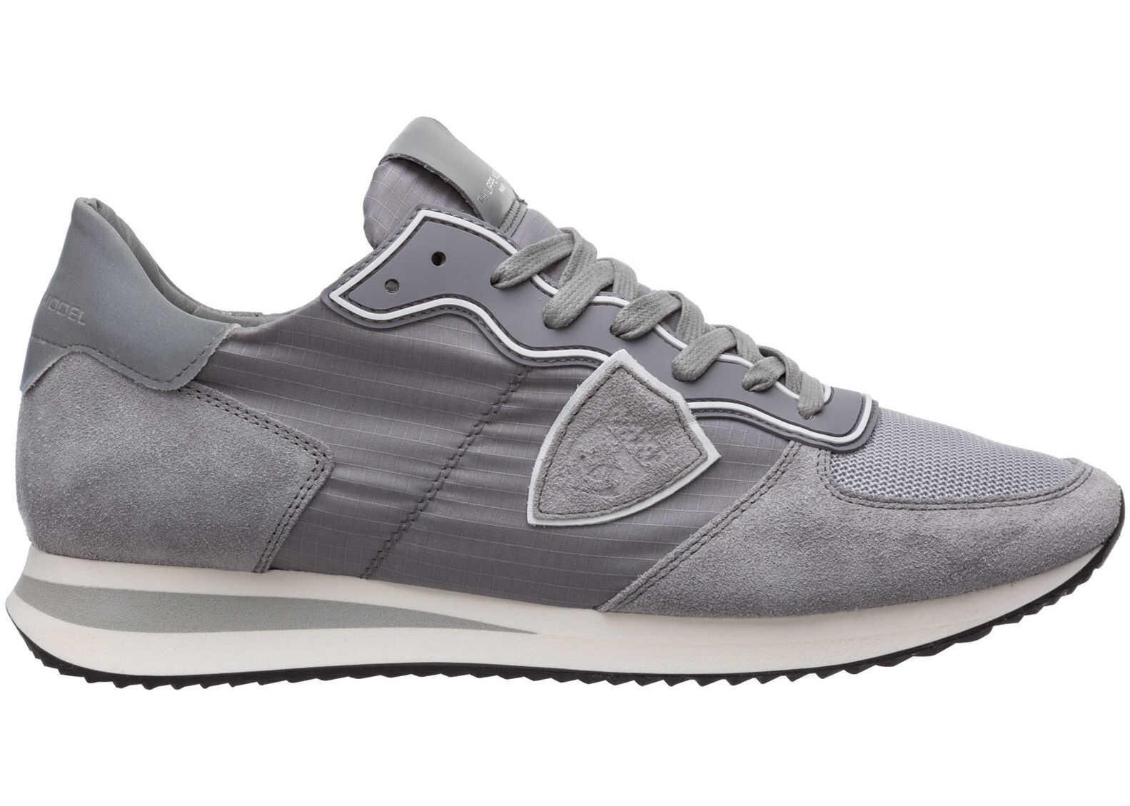 Philippe Model Sneakers Trpx Grey