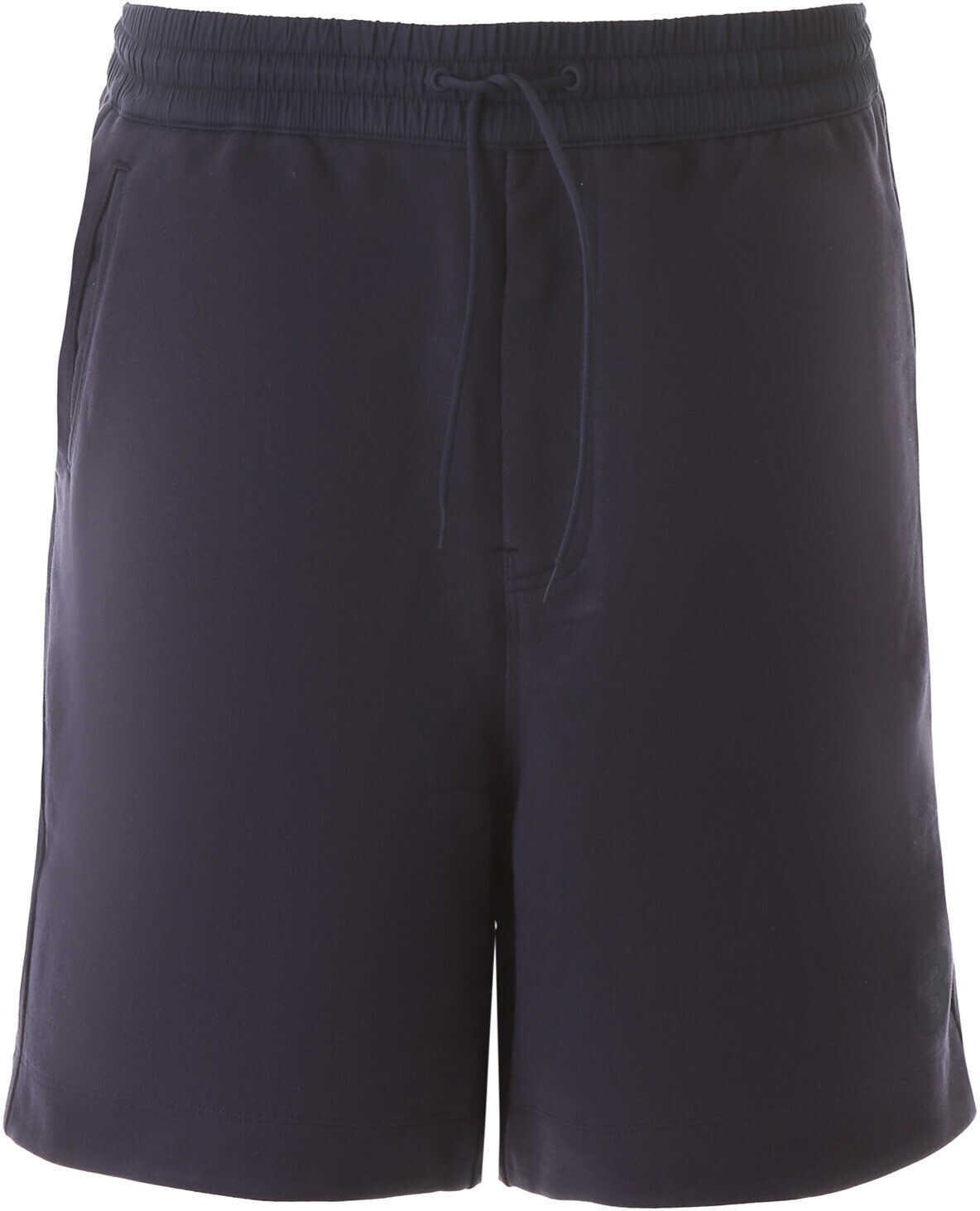 Y-3 Short Jogger Pants With Logo* LEGEND INK