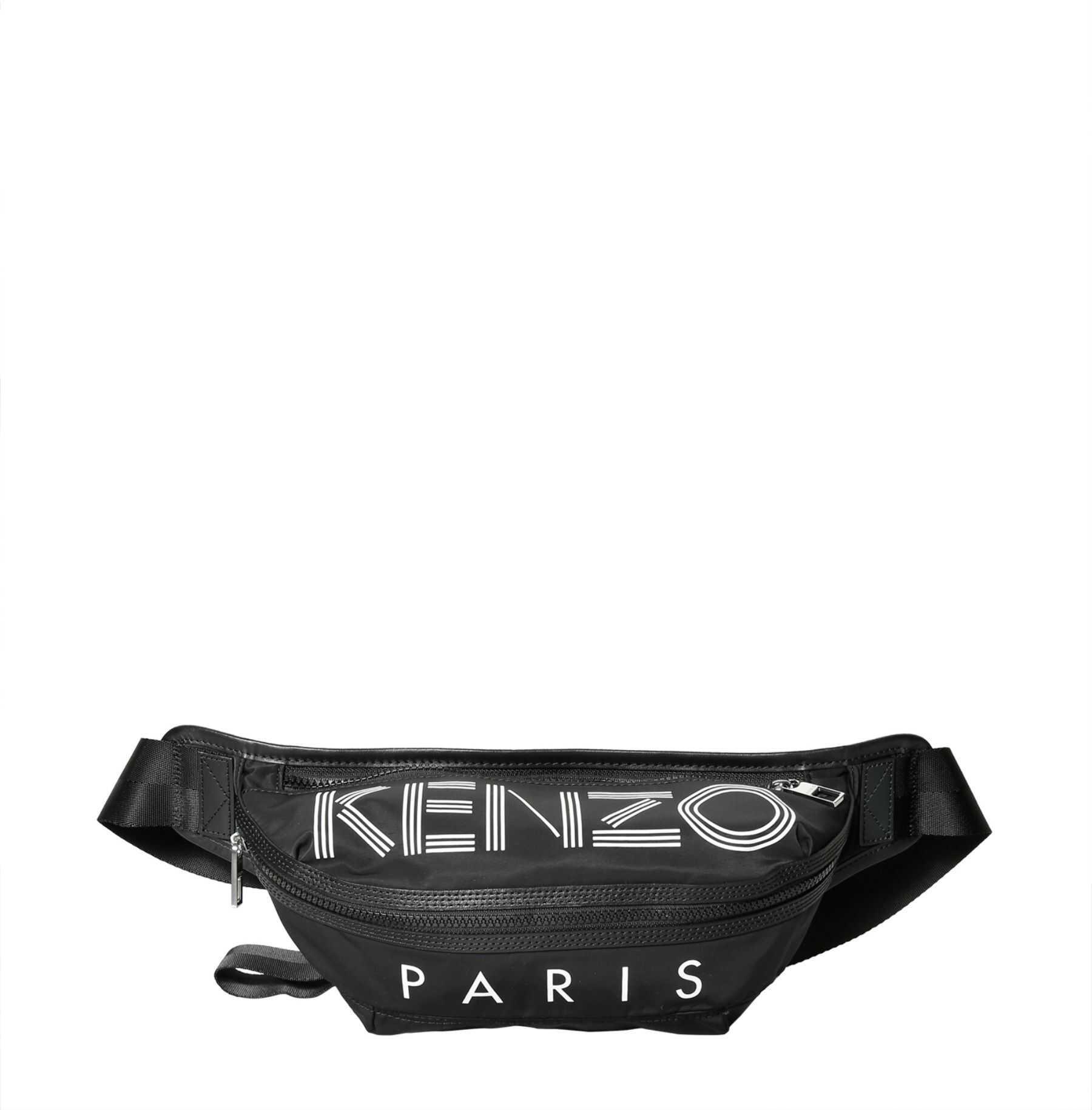Kenzo Baby Bag With Logo BLACK