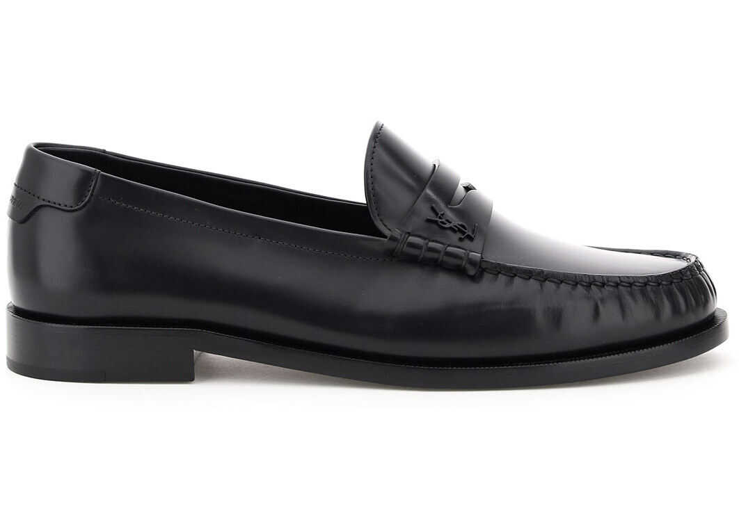 Ysl Penny Loafers