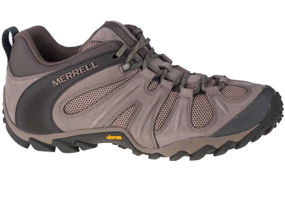Merrell Cham 8 Vent Grey imagine b-mall.ro