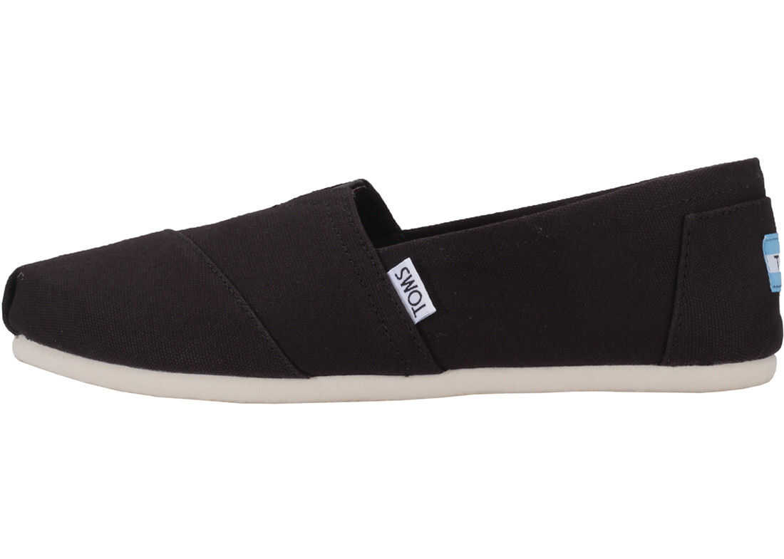 TOMS Classic Slip On In Black* Black