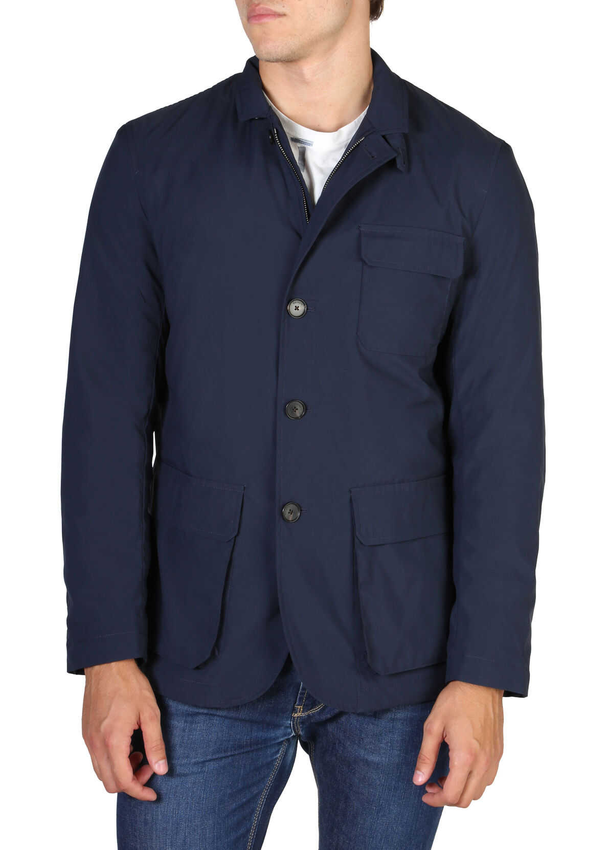 Hackett Hm402177 BLUE imagine