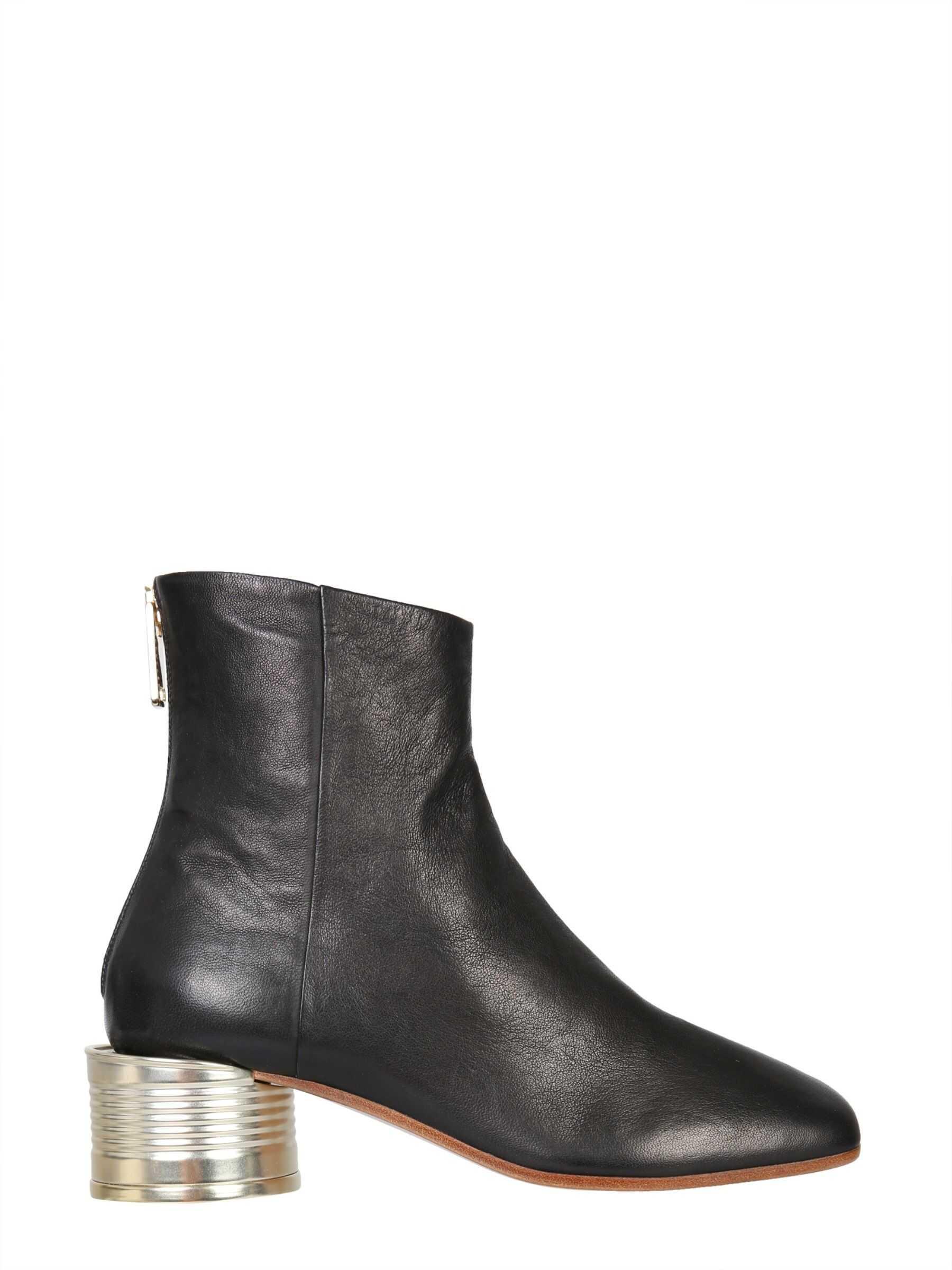Tin Heel Boots