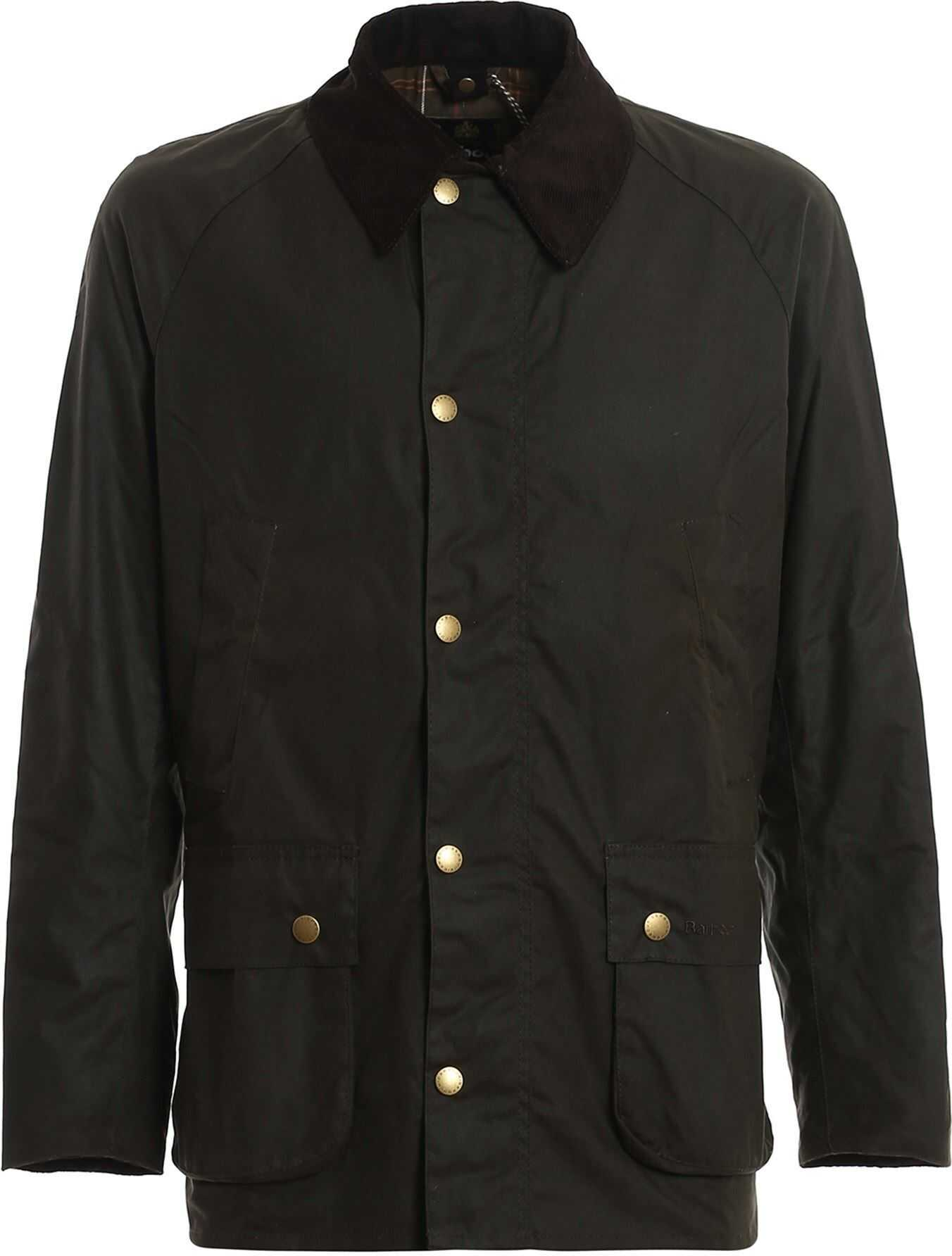 Barbour Ashby Jacket In Green Green imagine